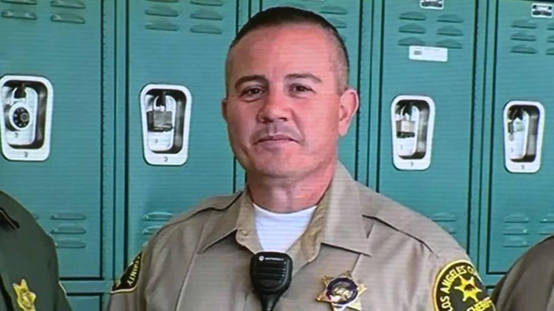 A deputy was fatally shot as he waited at a fast-food restaurant in California