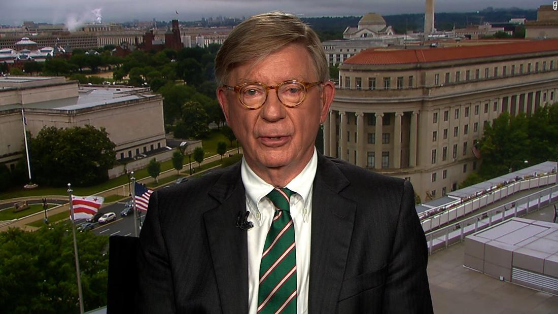 George Will's startling assessment of Donald Trump