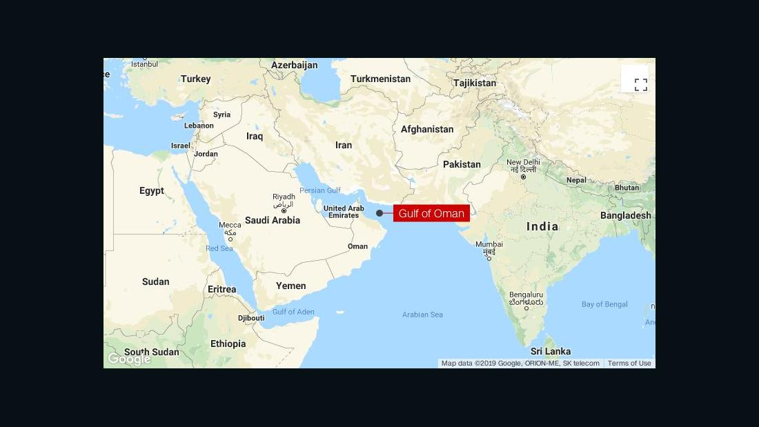 Two tankers struck in apparent attack in Gulf of Oman - CNN