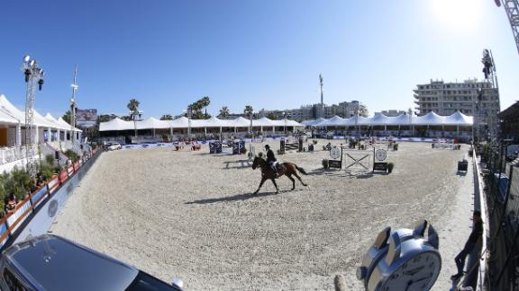"""Cannes: The """"City of Stars"""" on the French Riviera hosted round seven of the Longines Global Champions Tour and Global Champions League."""