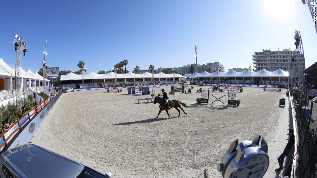 "The ""City of Stars"" on the French Riviera hosted round seven of the Longines Global Champions Tour and Global Champions League."