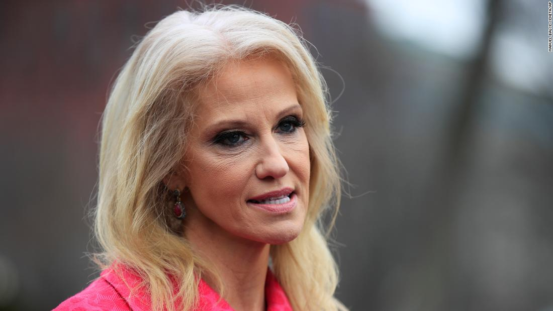 READ: White House counsel says Kellyanne Conway won't testify before Congress