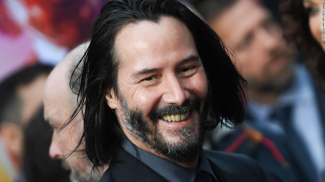 Keanu Reeves' most excellent surprise for one fan is 'breathtaking' and once again gifts the internet