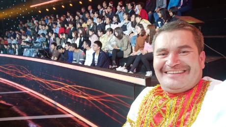 Peter Petrov is an ethnic Russian: one of China's 55 official minority groups.