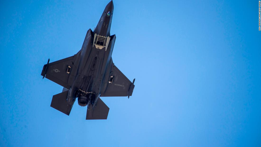 Trump administration approves F-35 jet sale to Poland