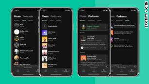 Spotify will no longer let artists upload their own music - CNN