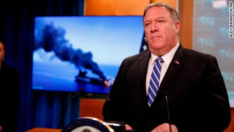 US seizes on tanker attacks to up the stakes with Iran