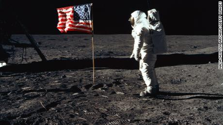 The Apollo 11 moon landing, in photos