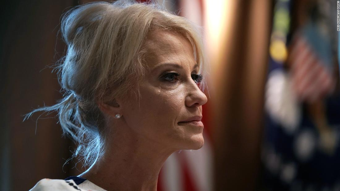 House Oversight plans vote to hold Kellyanne Conway in contempt unless she testifies