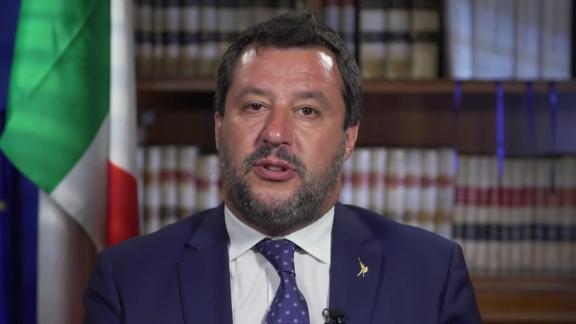 Matteo Salvini interview 01