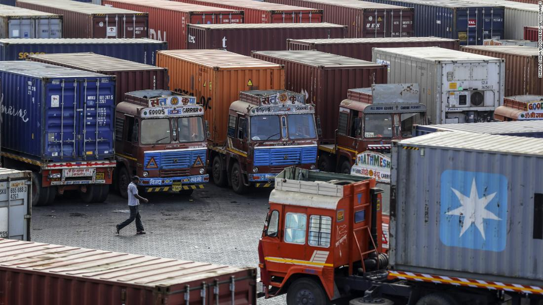 India is hitting the United States with more tariffs