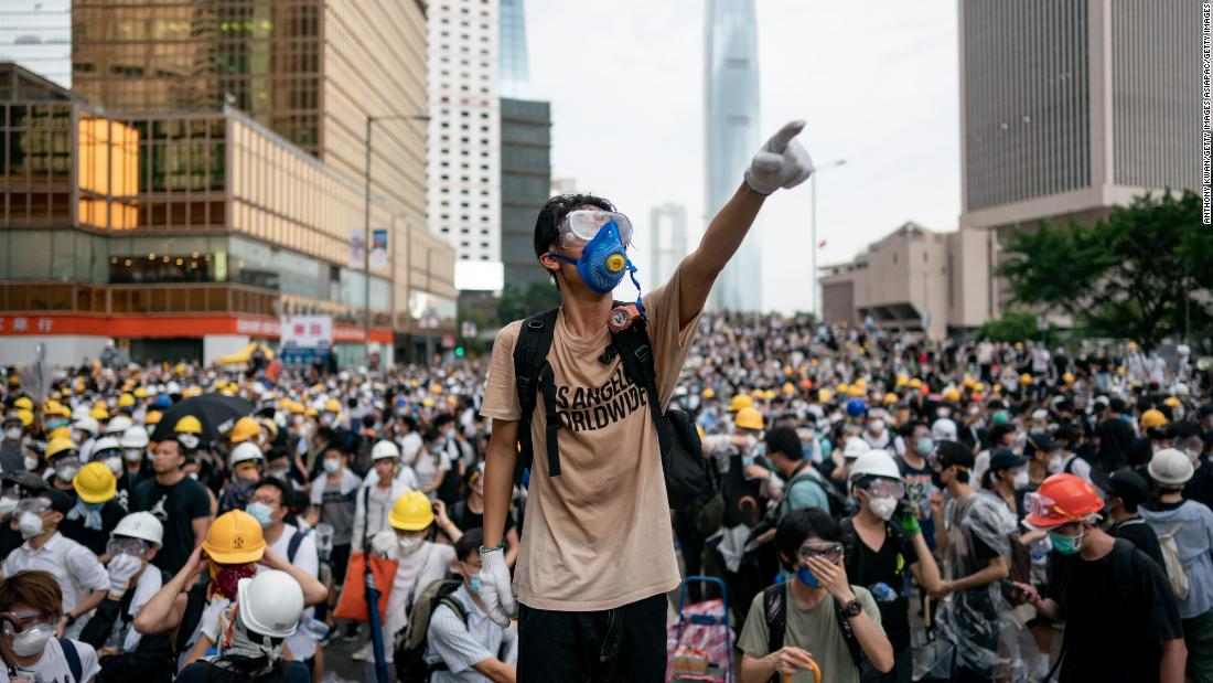 City of dissent: Hong Kong has a proud tradition of protesting to protect its unique identity