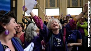 Switzerland women's strike: 'Inequality is non-negotiable' - CNN