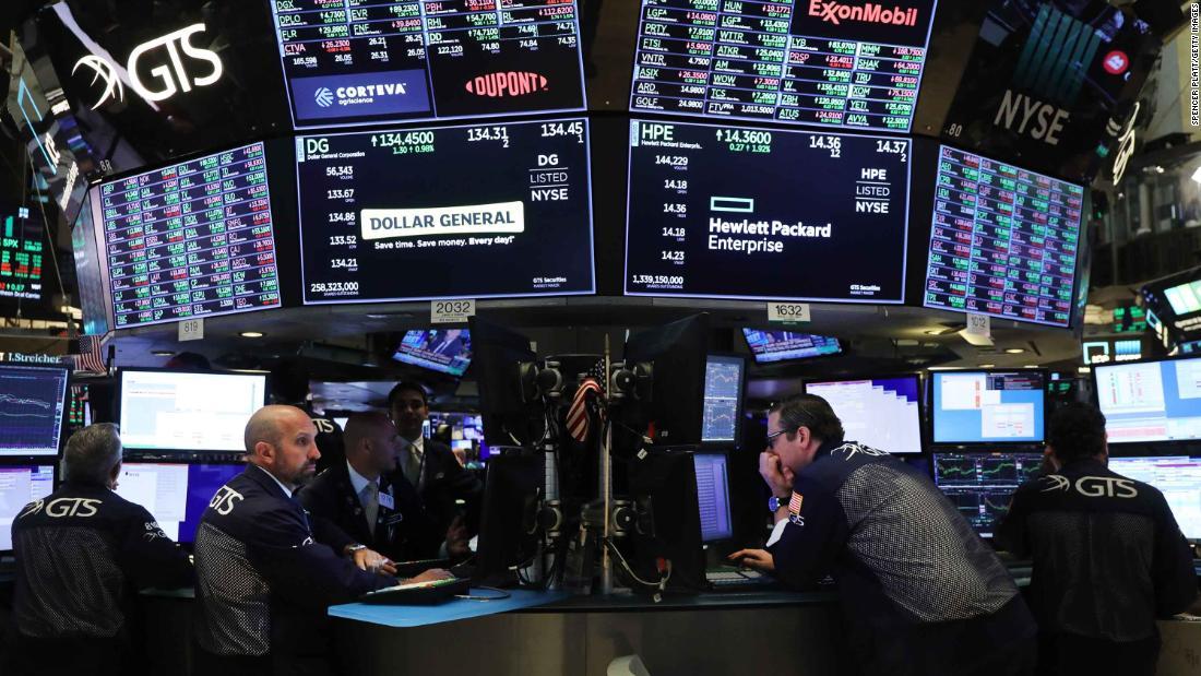 Slack's debut; Fed tonic; Stocks jump