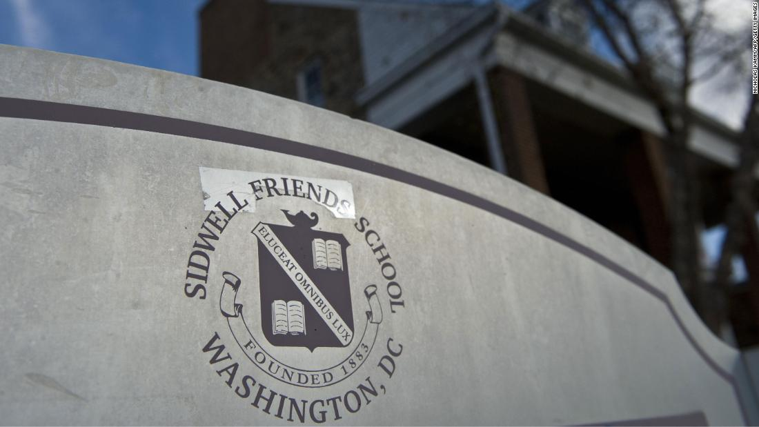 Supreme Court rejects appeal from DC prep school student