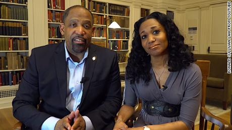 Ronald Sullivan and his wife Stephanie Robinson, who both teach at  Harvard Law School, released a video criticizing Harvard's response to the backlash over his role on Harvey Weinstein's legal team.