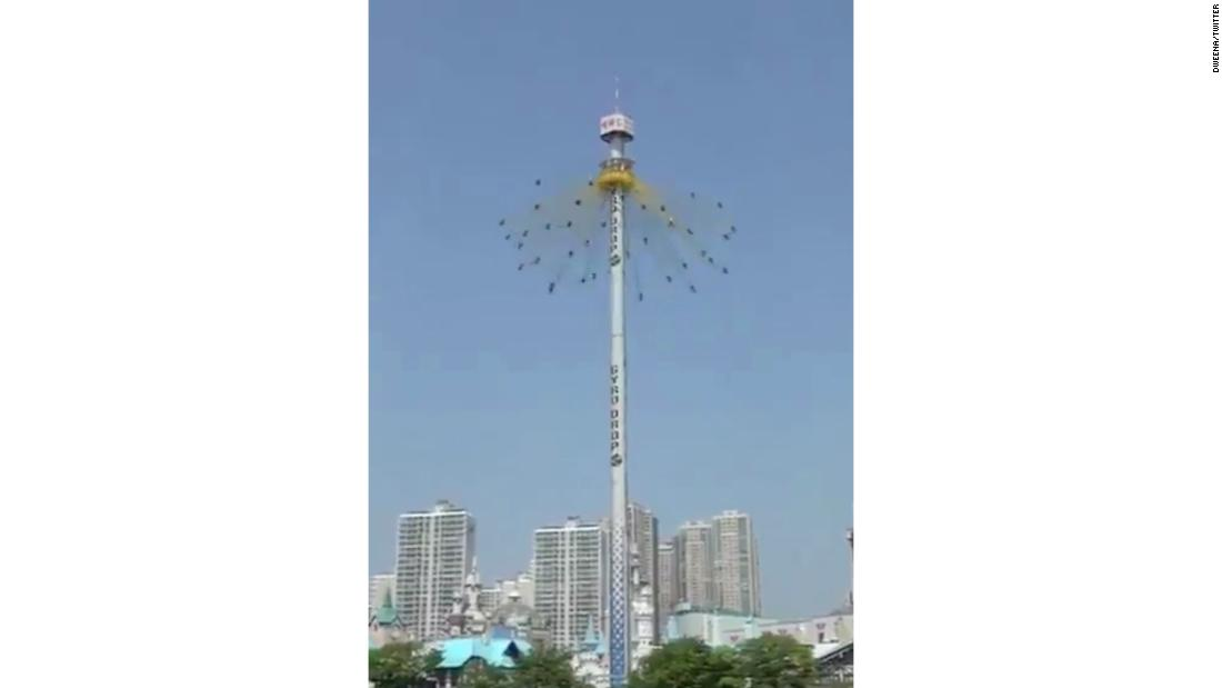 Have you seen the Gyro Drop on social media? It's fake.