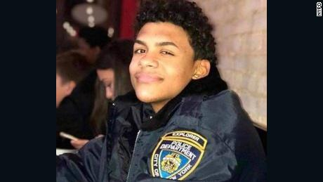 "Lesandro ""Junior"" Guzman-Feliz was chased for blocks by his attackers, who were allegedly out searching for rivals. They mistook Guzman-Feliz for a rival gang member, police said."