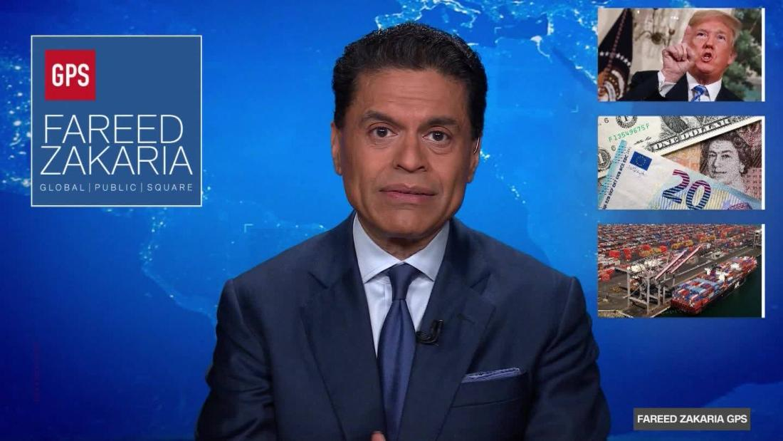 Fareed's Take: How sanctions squander US trade supremacy