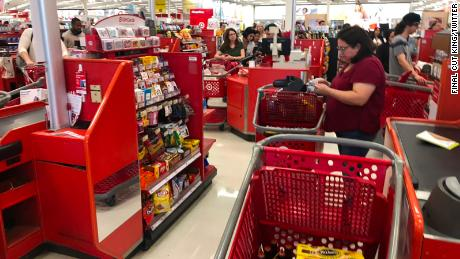 Target goes online again after a widespread outage