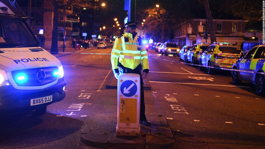 Two teenagers die minutes apart during violent night in London