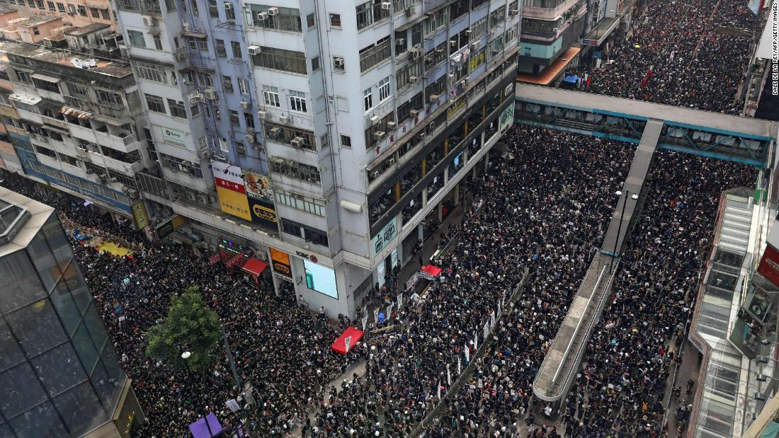 Carrie Lam was supposed to unite Hong Kong. Instead she brought chaos