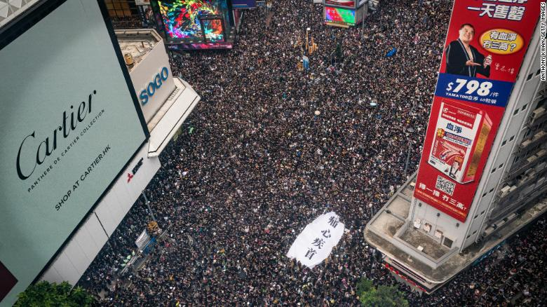 Trump may raise Hong Kong protests with Xi as city remains a thorn in Beijing's sid