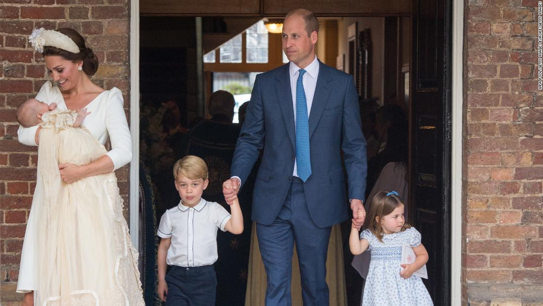 Prince William said he would 'fully support' his children if they were gay, but admitted to worry