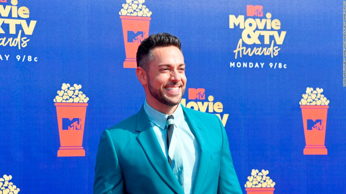 MTV Movie & TV Awards 2019: Zachary Levi hosts Hollywood's golden popcorn party