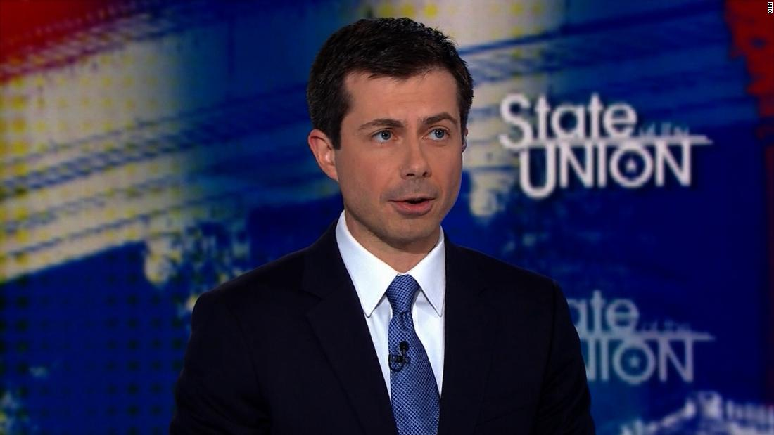 Buttigieg: Iran tensions 'disturbingly reminiscent' of run up to Iraq War
