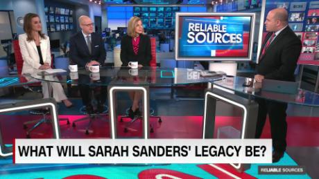 What is Sarah Sanders' legacy as press Secretary?_00003229.jpg
