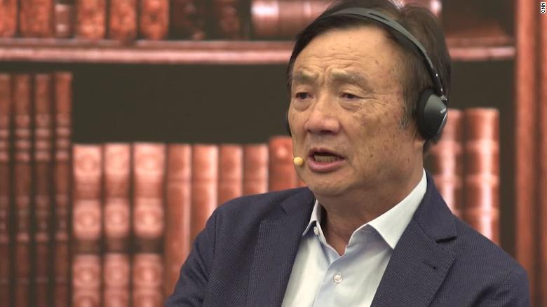 Huawei CEO didn't forsee US pressure costing company billions