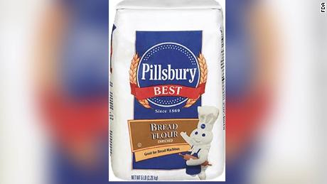 Pillsbury has recalled its 'Best Bread Flour' from stores because of possible E. coli contamination.