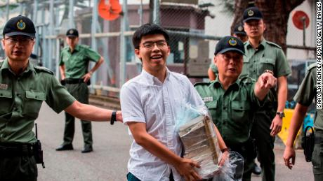 Why Joshua Wong is a pro-democracy icon in Hong Kong