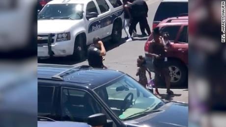 A police stop in Phoenix is garnering national attention over the way police conducted themselves in the presence of a pregnant woman and her young daughter.