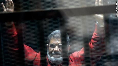 Morsy's son blames Egyptian regime for 'slow deliberate medical murdering' of ex-President