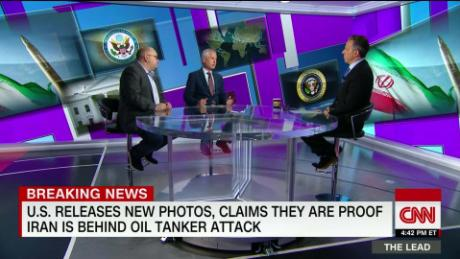 Expert: New photos don't necessarily prove Iran is behind tanker attack