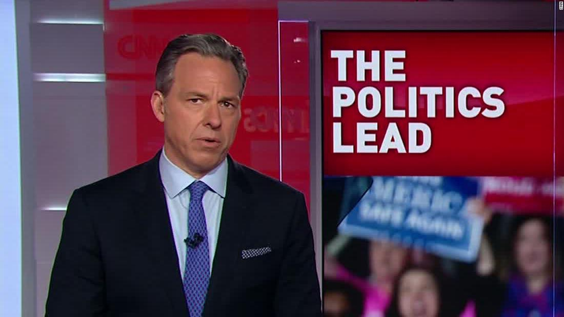 Tapper slams Trump's 'cascade of lies' about poll numbers