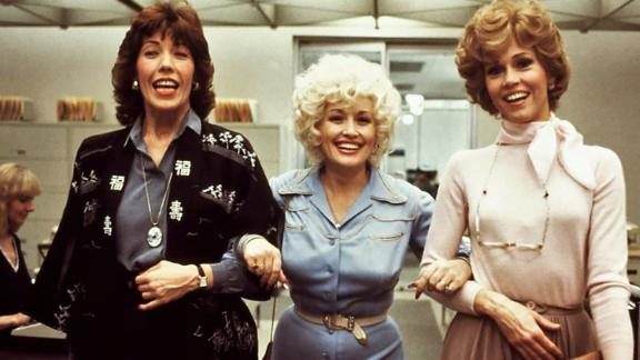 """""""9 to 5"""" Rotten Tomatoes editor Jacqueline Coley describes this 1980 workplace comedy """"as a #MeToo movie before the #MeToo movement."""" Starring Lily Tomlin, Dolly Parton and Jane Fonda as secretaries who kidnap their sexist boss and revamp the business with an eye toward equality, """"9 to 5"""" feels just as relevant today as it did nearly 40 years ago. Where to watch: Amazon Prime Video (rent/buy); iTunes (rent/buy); Google Play (rent/buy)"""