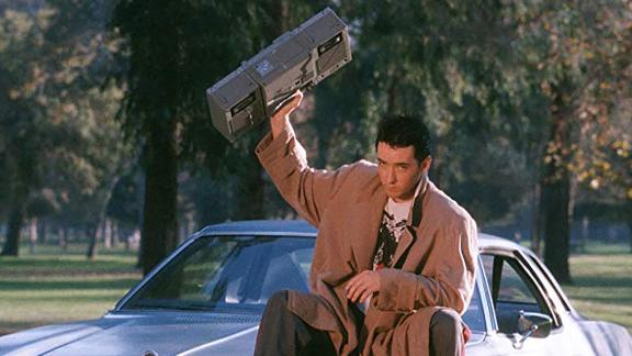 """""""Say Anything"""" If you were to do a marathon of these movies in order, we"""