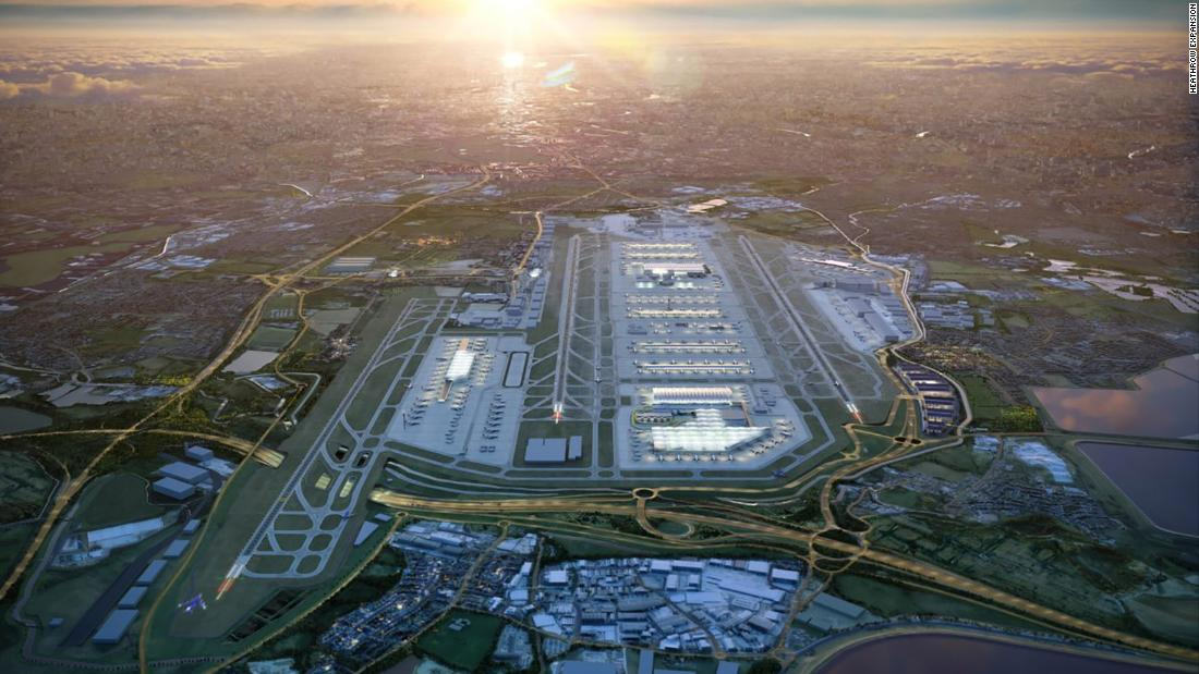 Climate activists just blocked plans to expand Heathrow, one of the world's biggest airports