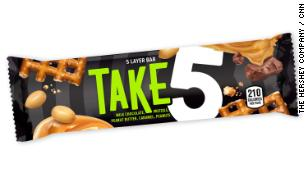 Image result for Hershey's is giving its best candy bar a makeover
