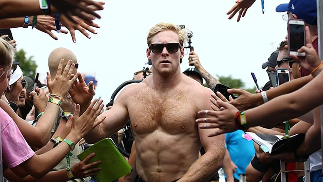 Pat Vellner aiming to overthrow 'CrossFit King' Mat Fraser