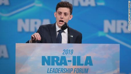 Kyle Kashuv's admission to Harvard was rescinded after the university learned of his racist writings from two years ago, he said.
