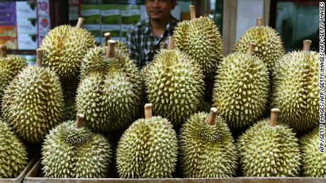 Durian is popular in Southeast Asia, but its smell puts a lot of people off.