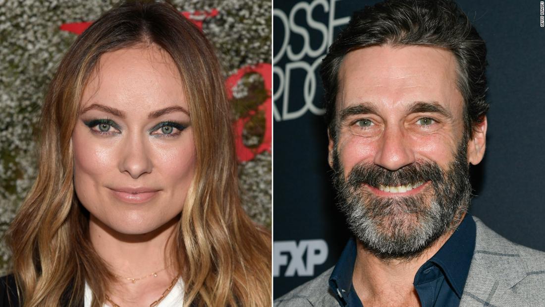 Olivia Wilde and Jon Hamm join Clint Eastwood's 'Richard Jewell'