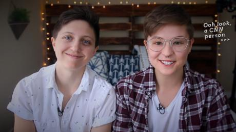 Transgender youth turn to YouTube for a safe space