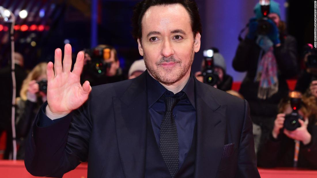 John Cusack apologizes for tweeting an anti-Semitic meme