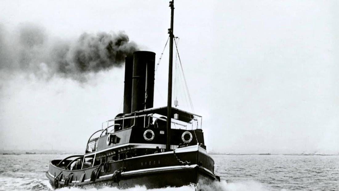 後年間の研究では、ダイバーが難破船からは1917年