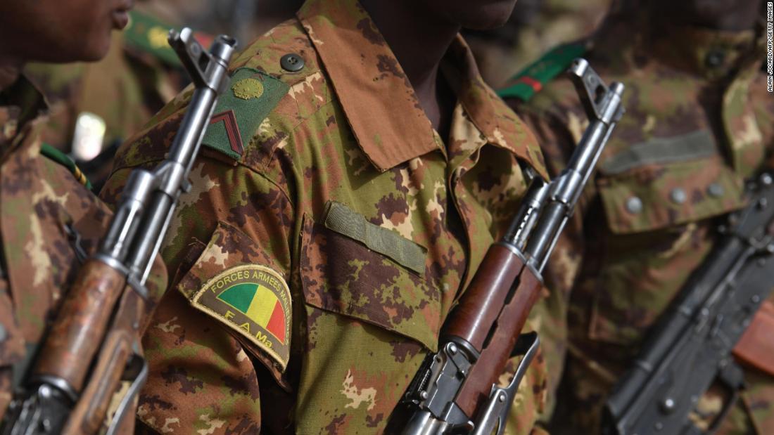Gunmen kill dozens in 'terrorist' Mali attack, government says